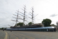 Le Cutty Sark Photographie stock