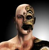 Le Cyborg illustration libre de droits
