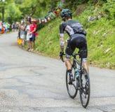 Le cycliste Rafal Majka - Tour de France 2017 photos libres de droits