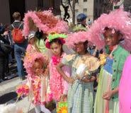 Le défilé 7 de 2014 NYC Pâques Images stock