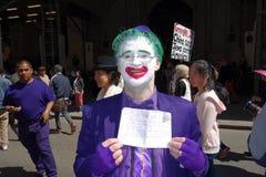 Le défilé 8 de 2014 NYC Pâques Photos libres de droits