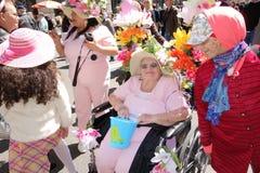 Le défilé 17 de 2014 NYC Pâques Photos libres de droits