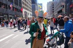 Le défilé 20 de 2014 NYC Pâques Photos libres de droits