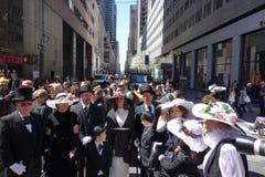 Le défilé 21 de 2014 NYC Pâques Photo stock