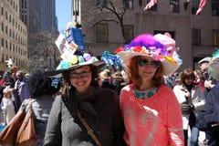 Le défilé 26 de 2014 NYC Pâques Images libres de droits