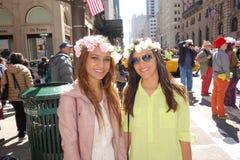 Le défilé 30 de 2014 NYC Pâques Images libres de droits