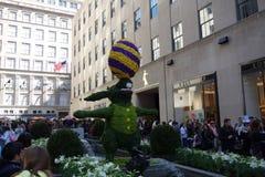 Le défilé 71 de 2014 NYC Pâques Image libre de droits