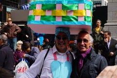 Le défilé 123 de 2015 NYC Pâques Photographie stock libre de droits
