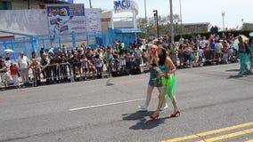 Le défilé 2013 de sirène de Coney Island 57 Images libres de droits