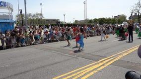 Le défilé 2013 de sirène de Coney Island 96 Photos libres de droits
