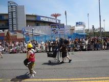 Le défilé 2013 de sirène de Coney Island 97 Photos libres de droits