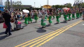 Le défilé 2013 de sirène de Coney Island 98 Image stock