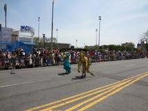 Le défilé 2013 de sirène de Coney Island 118 Photo libre de droits