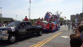 Le défilé 2013 de sirène de Coney Island 124 Image libre de droits