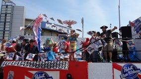 Le défilé 2013 de sirène de Coney Island 130 Photo stock