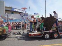 Le défilé 2013 de sirène de Coney Island 137 Photo stock