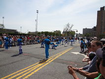 Le défilé 2013 de sirène de Coney Island 147 Photos libres de droits