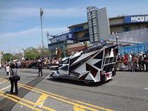 Le défilé 2013 de sirène de Coney Island 159 Photographie stock