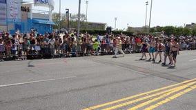 Le défilé 2013 de sirène de Coney Island 201 Photographie stock