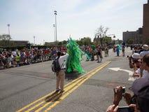 Le défilé 2013 de sirène de Coney Island 231 Images stock