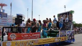Le défilé 2013 de sirène de Coney Island 238 Photo stock