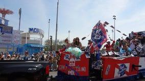 Le défilé 2013 de sirène de Coney Island 252 Photos libres de droits