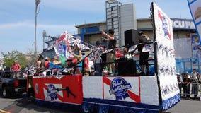 Le défilé 2013 de sirène de Coney Island 253 Photographie stock