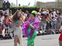 Le défilé 2013 de sirène de Coney Island 257 Photographie stock