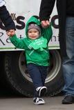 Défilé du jour de St Patrick Photographie stock