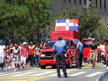 Le défilé 2016 dominicain de jour de Bronx 52 images libres de droits