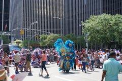 Le défilé dominicain 11 de jour de 2015 NYC Photos stock