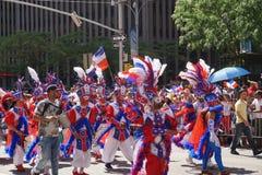 Le défilé dominicain 31 de jour de 2015 NYC Photos stock