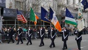 Le défilé 2015 du jour de St Patrick 139 Images libres de droits