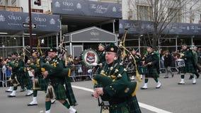 Le défilé 2015 du jour de St Patrick 153 Image stock