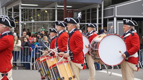 Le défilé 2015 du jour de St Patrick 164 Photo libre de droits