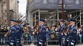 Le défilé 2015 du jour de St Patrick 173 Images stock