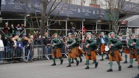 Le défilé 2015 du jour de St Patrick 188 Image libre de droits