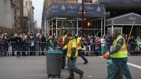 Le défilé 2015 du jour de St Patrick 194 Image stock