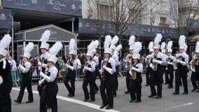Le défilé 2015 du jour de St Patrick 219 Photos stock