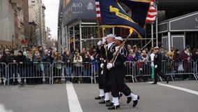 Le défilé 2015 du jour de St Patrick 226 Photos libres de droits