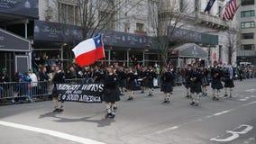 Le défilé 2015 du jour de St Patrick 41 Photo stock