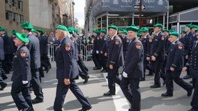 Le défilé 2015 du jour de St Patrick 19 Photo stock