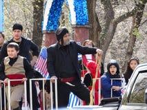 Le défilé grec 65 de Jour de la Déclaration d'Indépendance de 2016 NYC photo stock