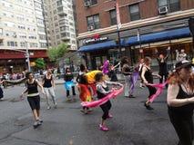 Le défilé New York 33 de 2013 danses Photo stock