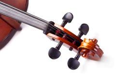 Le défilement du violoncelle Image stock