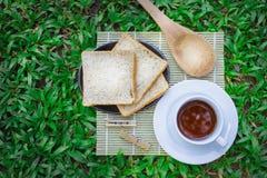 Le déjeuner est servi Image stock