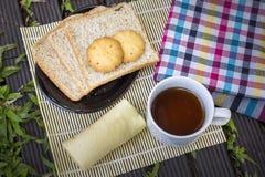 Le déjeuner est servi Photos libres de droits