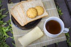 Le déjeuner est servi Images libres de droits