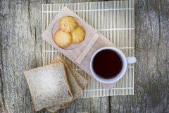 Le déjeuner est servi Photos stock