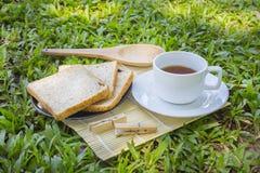 Le déjeuner est servi Photo libre de droits